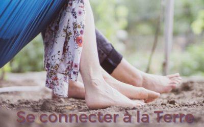 Se connecter à la terre